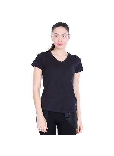 Sportive Tişört Siyah